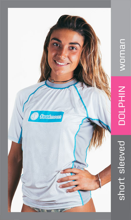Lycra Surf Dolphin SS | Woman