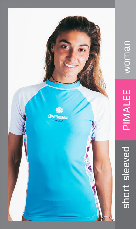 Lycra Surf PIMALEE SS | Woman